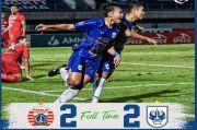 Hasil Liga 1, Persija vs PSIS Semarang: Gol Bunuh Diri Rohit Rusak Kemenangan Macan Kemayoran