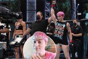 Petarung Transgender MMA Alana McLaughlin Sukses Lakoni Debut