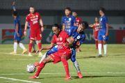 Liga 1: Terpeleset lagi, Persija Jakarta Kesal Terus Imbang