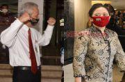 Puan dan Ganjar, Duo PDIP yang Minim Prestasi tapi Beda Nasib