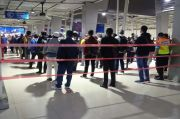 Horor Antrean di Stasiun Bogor, Calon Penumpang Teriak di Medsos