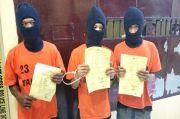 Komplotan Begal Remaja dan Penadah Barang Curian di Simalungun Dibekuk Polisi