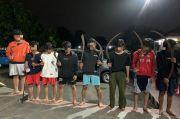 Tawuran Tengah Malam, 8 Pelajar Digelandang Polisi