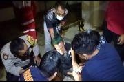 Putus Cinta dan Jadi Korban PHK, Pemuda Ini Nekad Panjat Tower TVRI di Pangkalan Bun