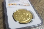 Langka, Uang Koin Emas Gambar Komodo hingga Soeharto Dijual Puluhan Juta