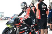 Valentino Rossi Yakin Vinales Akan Berkembang Bersama Aprilia