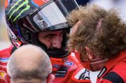 Ini Rahasia Strategi Bagnaia Asapi Marc Marquez di MotoGP Aragon 2021
