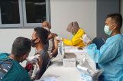 Tingkatkan Imunitas, TNI AL - MNC Peduli Gelar Serbuan Vaksinasi di Lanal Yogyakarta