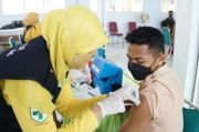 Pemkab Gowa Libatkan Kwarda Pramuka Sulsel Percepat Vaksinasi Pelajar