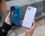 Perbandingan Kamera POCO M3 Pro 5G VS Samsung Galaxy A22 5G