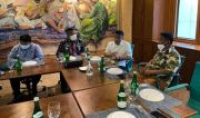 Wali Kota Palu Lakukan Pertemuan dengan Institut Teknologi Bandung
