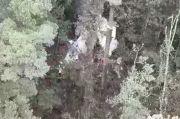 Pilot Pesawat Rimbun Air yang Jatuh di Intan Jaya Ternyata Mantan Perwira TNI AU