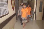 Culik dan Perkosa Janda Seksi di Gubuk Tengah Sawah, Mantan Suami Diringkus Polisi
