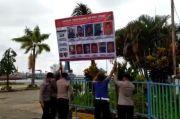 Lakukan Serangan Brutal Terhadap Pos Koramil Kisor, 19 Foto Anggota KNPB Disebar Polisi