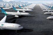 Tak Mau Garuda Dilemahkan Lessor, Erick Thohir: Silakan Ambil Pesawatnya