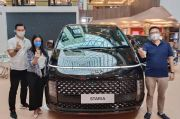 Hyundai Staria Gebrak Pasar MPV Premium di Jawa Barat