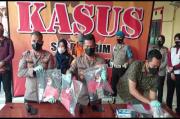 Sadis! Perampok Tembak Karyawan Minimarket dan Tabrak Polisi, Diringkus Tanpa Perlawanan