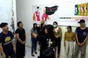 Polisi Gerebek Sarang Prostitusi Online di Makassar, Ada Pasangan LGBT Diamankan