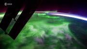 Astronot Prancis Melihat Cahaya Terang yang Melebihi Bulan Purnama
