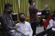 Wali Kota Palu Meninjau Langsung Pelaksanaan Ujian Seleksi Kompetensi Dasar