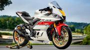 Rayakan Kemenangan Bersejarah, Yamaha YZF-R3 World GP 60th Anniversary Edition Dirilis