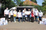 FOI Libatkan UMKM Kuliner dan Petani untuk Siapkan Ribuan Paket Sembako dan Makanan