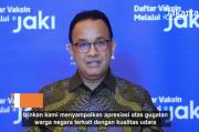 Anies: Jakarta Siapkan Grand Design Quick Wins untuk Pengendalian Kualitas Udara
