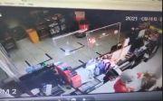 Beraksi Seorang Diri, Pembobolan Minimarket di Bandar Lampung Terekam CCTV