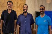 Dulu Musuhan, Putra Mahkota Arab Saudi dan Emir Qatar Kini Tertawa Bareng