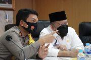 Polda Jatim Asuh Anak Yatim Piatu Korban COVID-19, LaNyalla Acungi Jempol