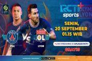 Jelang PSG vs Lyon: Pochettino Tak Sabar Menanti Laga Terbaik (Live Streaming RCTI+)