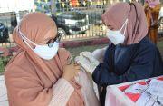 Wilmar Bersama Polda Banten Gelar Vaksinasi untuk Masyarakat