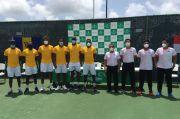 Hasil Piala Davis 2021: Ganda Kalah, Indonesia Dibungkam Barbados