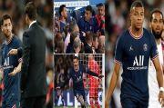 Kemarahan Raja Baru PSG, Lionel Messi dan Cemoohan Mbappe