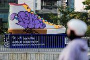 Antisipasi Vandalisme, DKI Bakal Siapkan Lokasi Grafiti