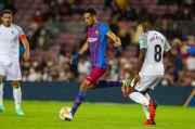 Hasil Liga Spanyol Barcelona vs Granada: Gol Telat Araujo Selamatkan Blaugrana