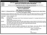 Satgas BLBI Panggil Obligor Suyanto Gondokusumo, Tagih Utang Rp904 Miliar