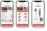 Aplikasi DINE Buatan Mahasiswa ITS Bantu Kamu yang Mau Makan di Restoran