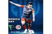 Liga Slovakia Nafta Gbely vs Senica: Egy Maulana Vikri Jadi Starter
