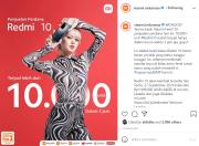 Laris Manis, Xiaomi Redmi 10 Terjual 10 Ribu Unit Hanya dalam 3 Jam