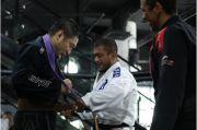 CEO ONE Champhionship Chatri Sityodtong Raih Sabuk Cokelat Brazilian Jiu-Jitsu