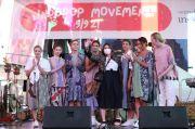 Desainer Coreta Louise Kenalkan Batik Sulawesi Utara di Indopop Movement New York