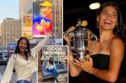 Emma Raducanu Petenis Wanita Pertama Punya Kekayaan Rp19,7 Triliun