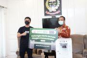 GoTo Donasi 20 Unit Konsentrator Oksigen untuk Faskes di Sulsel