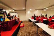 Lepas Keberangkatan 6 Cabor, Ketua KONI Sulsel Ingatkan Target 10 Besar