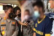 Penampakan Pembunuh Anggota TNI di Depok yang Menyesal dan Minta Maaf