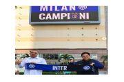 Bupati Tangerang Ternyata Fans Berat Inter Milan