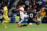 Hasil Liga Spanyol Real Madrid vs Villarreal: Los Blancos Tertahan di Kandang