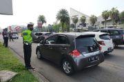 Ganjil Genap di Sentul Bogor, Masih Banyak Kendaraan yang Diputar Balik