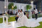 Resmi Melepas Status Janda, Joy Tobing Nikahi Kolonel Cahyo Permono
